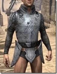 High Elf Steel Cuirass - Male Front