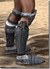 Hlaalu Iron Sabatons - Male Right