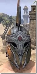 Imperial Dwarven Helm - Male Front