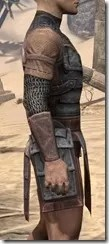 Imperial Steel Cuirass - Male Right