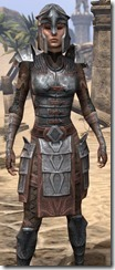 Imperial Steel - Female Close Front