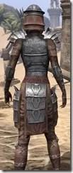 Imperial Steel - Female Close Rear