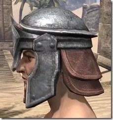 Imperial Steel Helm - Male Side