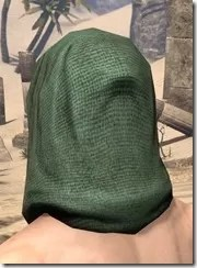 Impertial Homespun Hat - Male Rear