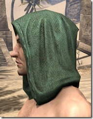 Impertial Homespun Hat - Male Side