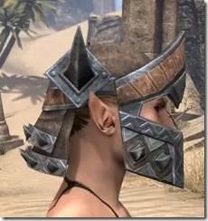 Malacath Iron Helm - Female Right