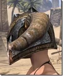 Nord Dwarven Helm - Female Side