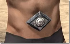 Nord Iron Girdle - Male Front