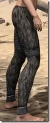 Nord Iron Greaves - Female Right