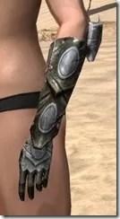 Nord Orichalc Gauntlets - Female Side