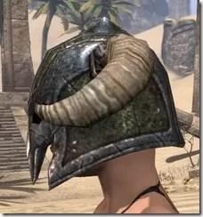 Nord Orichalc Helm - Female Side