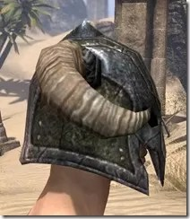 Nord Orichalc Helm - Male Right