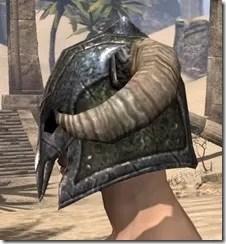 Nord Orichalc Helm - Male Side