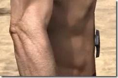 Silken Ring Iron Girdle - Male Right