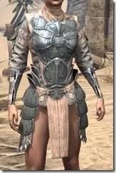 Telvanni Iron Cuirass - Female Front