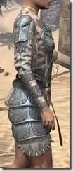 Telvanni Iron Cuirass - Female Right