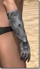 Telvanni Iron Gauntlets - Female Right