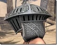 Telvanni Iron Helm - Female Side