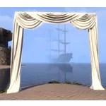 Wedding Curtain, Wide