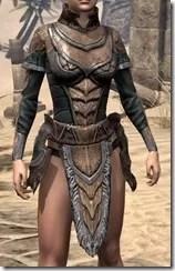 Wood Elf Dwarven Cuirass - Female Front