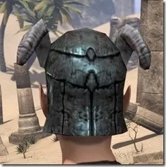 Wood Elf Orichalc Helm - Female Rear