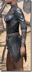 Xivkyn Iron Cuirass - Female Side