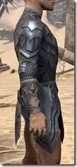 Xivkyn Iron Cuirass - Male Right