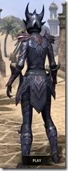 Xivkyn Iron - Dyed Rear