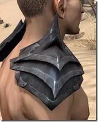 Xivkyn Iron Pauldron - Male Right