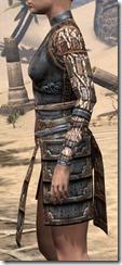 Akaviri Iron Cuirass - Female Side