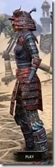 Akaviri Iron - Dyed Side