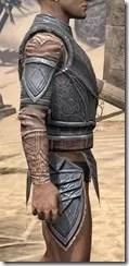 Aldmeri Dominion Iron Cuirass - Male Right