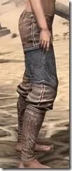 Aldmeri Dominion Iron Greaves - Female Right