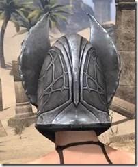 Aldmeri Dominion Iron Helm - Female Rear