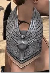 Aldmeri Dominion Iron Pauldron - Female Right