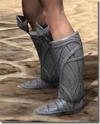 Aldmeri Dominion Iron Sabatons - Female Side