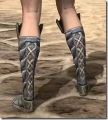 Ancient Elf Iron Sabatons - Female Rear