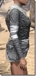 Ashlander Iron Cuirass - Female Right