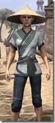 Budi-Shirt and Galligaskins - Female Close Front