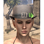 Camlorn Top Hat with Shamrock