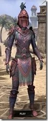 Daggerfall Covenant Iron - Dyed Front