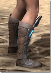 Dro-m'Athra Rawhide Boots - Female Right