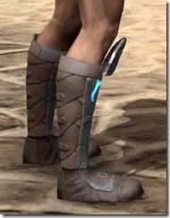 Dro-m'Athra Rawhide Boots - Male Right