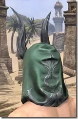 Ebonheart Pact Homespun Hat - Male Rear