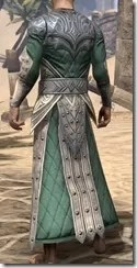 Ebonheart Pact Homespun Robe - Male Rear