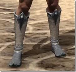 Ebonheart Pact Homespun Shoes - Male Front