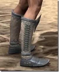 Ebonheart Pact Homespun Shoes - Male Right