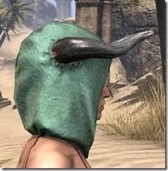 Minotaur Homespun Hat - Female Right