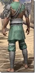 Minotaur Homespun Robe 1- Male Rear