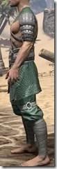 Minotaur Homespun Robe 1- Male Side